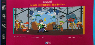 Chuck Jones Animation Art Animation & Super Hero Art 19th Denver International Film Festival