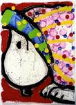Tom Everhart Prints Tom Everhart Prints Does This Make Me Look Fat? No. 38 Original (Framed)