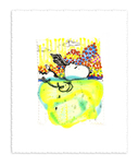 Tom Everhart Prints Tom Everhart Prints Dogg E Paddle XVI (16)