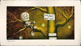 Fabio Napoleoni Fabio Napoleoni Don't Sweat the Small Stuff (OE) Mini Print