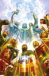 Alex Ross Comic Art Alex Ross Comic Art Earth's Mightiest Heroes