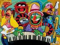 Tim Rogerson Tim Rogerson The Electric Mayhem Band