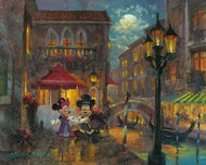 Mickey Mouse Artwork Mickey Mouse Artwork Evening Anniversary