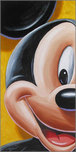 Mickey Mouse Artwork Mickey Mouse Artwork Facing Mickey