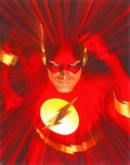Alex Ross Comic Art Alex Ross Comic Art Mythology: The Flash (canvas)