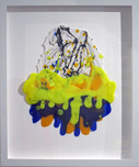 Tom Everhart Prints Tom Everhart Prints Flipped Out 6 (Framed)