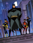 Batman Animation Artwork  Batman Animation Artwork  Gotham Nights