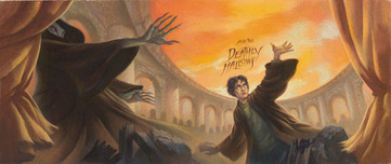 Harry Potter Artwork Harry Potter Artwork Harry Potter and the Deathly Hallows