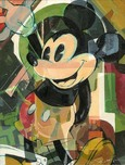 Mickey Mouse Artwork Mickey Mouse Artwork Hi Five
