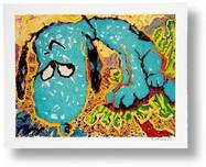 Tom Everhart Prints Tom Everhart Prints Hollywood Hound Dog