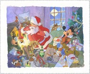 Mickey Mouse Artwork Mickey Mouse Artwork Home For Christmas