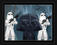 Family Guy Art Family Guy Art Hoth Invasion