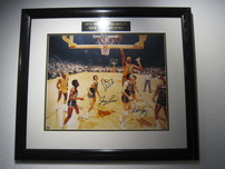Sports Memorabilia & Collectibles Sports Memorabilia & Collectibles New York Knicks 1973 World Champions Autographed Photo