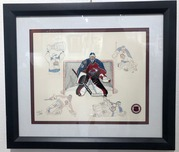Sports Memorabilia & Collectibles Sports Memorabilia & Collectibles The Greatest Goalie - Patrick  Roy (Framed)