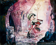 Harry Potter Artwork Harry Potter Artwork I'm a Boy - Pinocchio