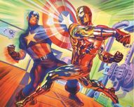 Alex Ross Comic Art Alex Ross Comic Art In Mortal Combat