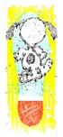 Tom Everhart Prints Tom Everhart Prints It's Got to be Funky 7 - Original (Framed)