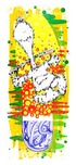 Tom Everhart Prints Tom Everhart Prints It's Got to be Funky 8 - Original (Framed)