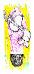 Tom Everhart Prints Tom Everhart Prints It's Got To be Funky 2 (Original, Framed)