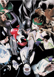 Alex Ross Comic Art Alex Ross Comic Art Joker's Reckoning (CM)