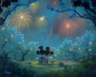 Mickey Mouse Artwork Mickey Mouse Artwork Memories of Summer