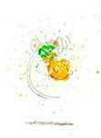 Tom Everhart Prints Tom Everhart Prints Kicked Off (SN) - Green