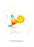 Tom Everhart Prints Tom Everhart Prints Kicked Off (SN) - Red