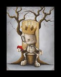 Fabio Napoleoni Fabio Napoleoni King Of Hearts (PP) (Super Duper) Canvas