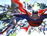 Alex Ross Comic Art Alex Ross Comic Art Kingdom Come: Absolute