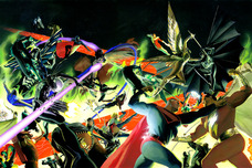 Alex Ross Comic Art Alex Ross Comic Art Kingdom Come: War