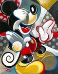 Mickey Mouse Artwork Mickey Mouse Artwork Knee Slapper