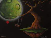 Fabio Napoleoni Fabio Napoleoni Leap of Faith (SN) Canvas (Gallery Wrapped)