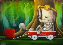 Fabio Napoleoni Fabio Napoleoni Let's Get This Show On The Road (SN) Paper