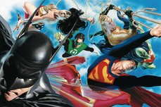 Alex Ross Comic Art Alex Ross Comic Art Liberty and Justice