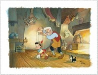 Pinocchio Artwork Pinocchio Artwork Little Wooden Boy