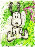 Tom Everhart Prints Tom Everhart Prints Lost At See No 5 (Original Framed)