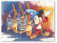 Mickey Mouse Artwork Mickey Mouse Artwork Magical March