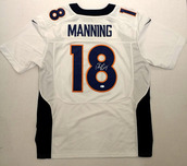 Sports Memorabilia & Collectibles Sports Memorabilia & Collectibles Peyton Manning Jersey