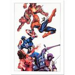 Marvel Artwork on Sale Marvel Artwork on Sale Marvel Knights Spider-Man #2 - Signed by Stan Lee!