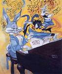 Daffy Duck by Chuck Jones  Daffy Duck by Chuck Jones Mercy Melodies