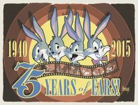 Bugs Bunny Animation Art Bugs Bunny Animation Art 75 Years of Ears!