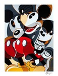 Mickey Mouse Artwork Mickey Mouse Artwork Mousing Around #1