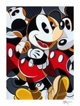 Mickey Mouse Artwork Mickey Mouse Artwork Mousing Around #3