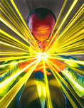 Alex Ross Comic Art Alex Ross Comic Art Mythology: Sinestro
