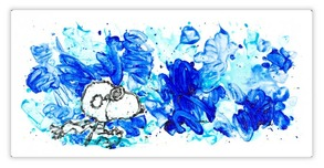 Tom Everhart Prints Tom Everhart Prints Partly Cloudy 7:15 Morning Fly