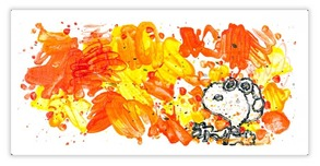 Tom Everhart Prints Tom Everhart Prints Partly Cloudy 7:30 Morning Fly