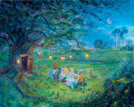 Harrison Ellenshaw Harrison Ellenshaw Pooh's 80th - Garden Party