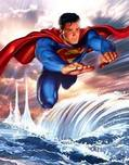 Superman Artwork Superman Artwork Power Beyond Compare