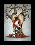 Fabio Napoleoni Fabio Napoleoni Queen of Broken Hearts (AP) (Super Duper) Canvas