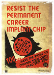 Futurama Futurama Resist the Permanent Career Implant Chip